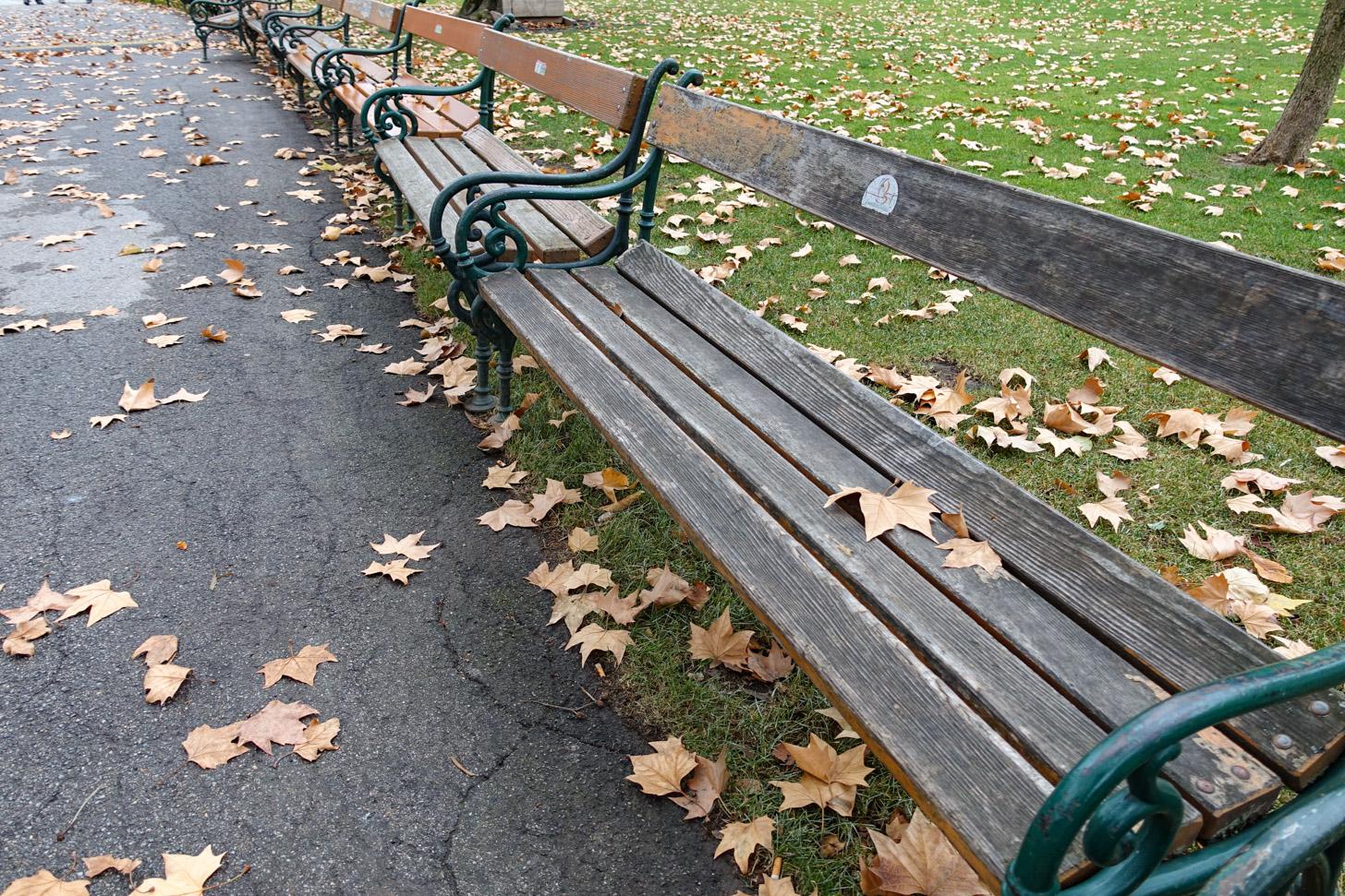 herfst in Wenen