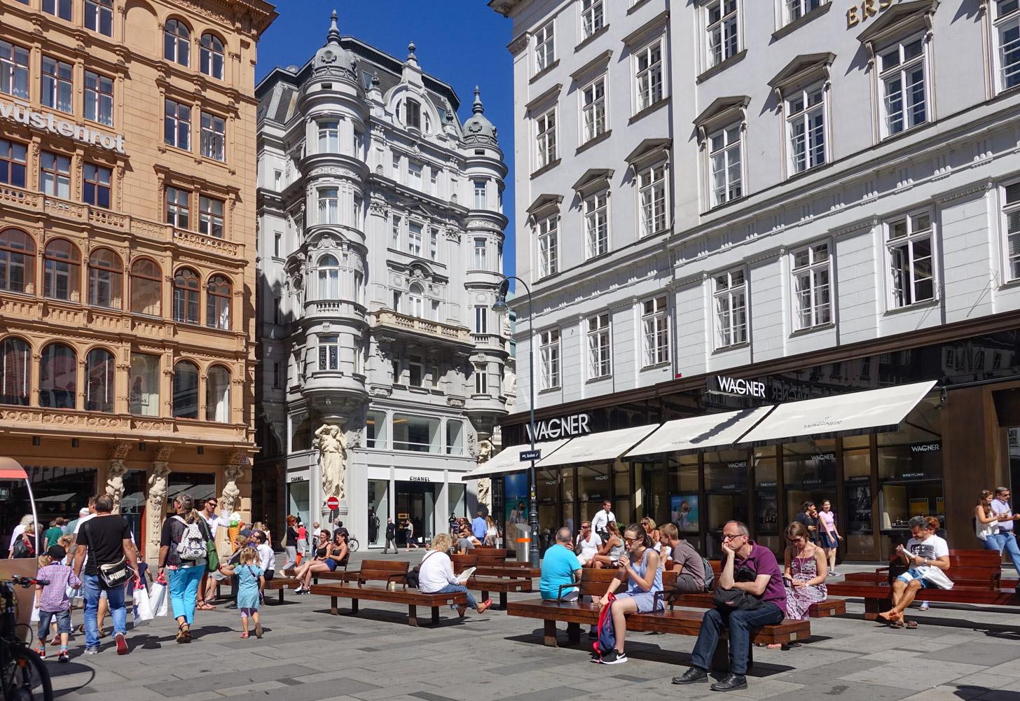 stedentrip naar Wenen